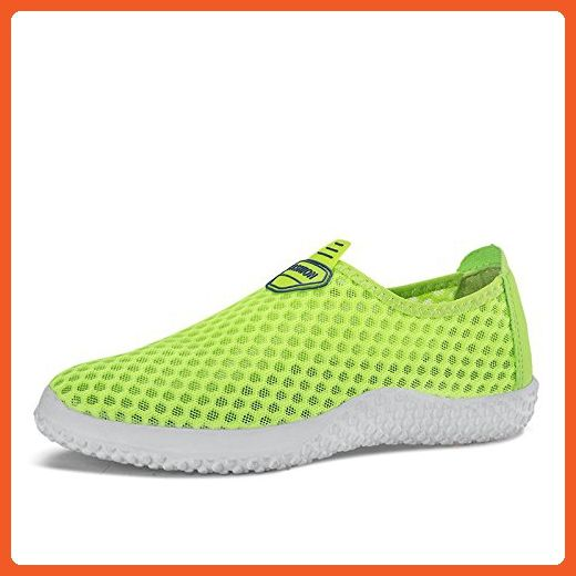 f553ed074ecde Tanly Women's Breathable Walking Shoes Mesh Slip On Sport Sneakers ...