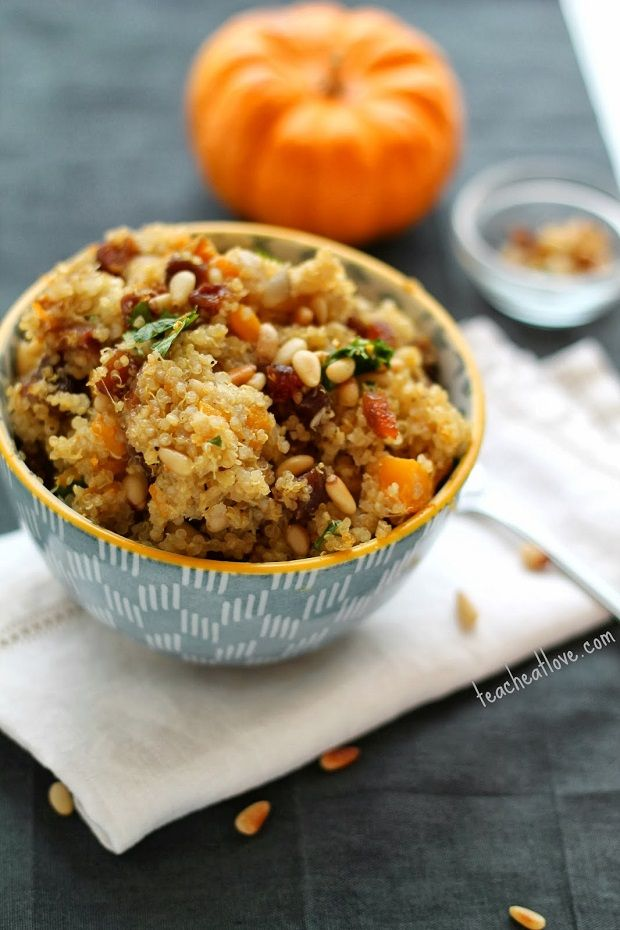 Slow Cooker Autumn Oatmeal