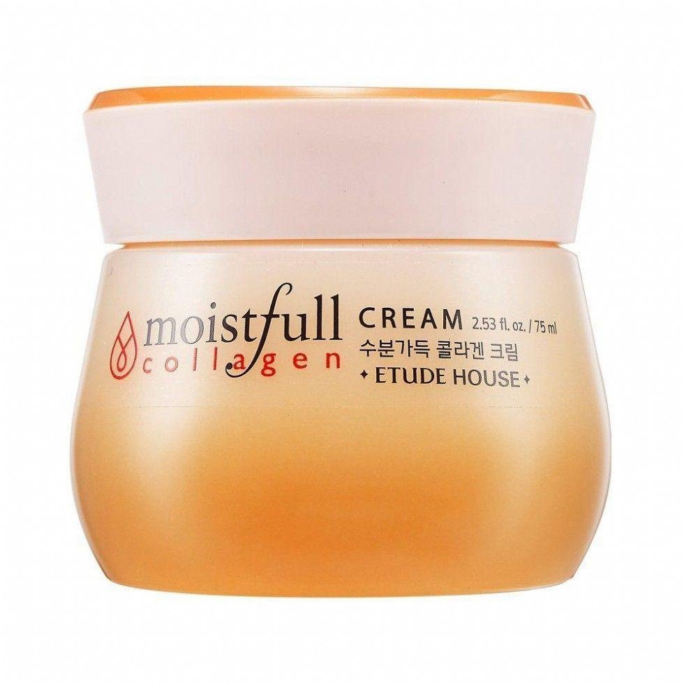 Best Of K Beauty Awards 2018 Top 10 Best Selling Korean Skin Care Products Etude House Moistfull Collagen Moistfull Collagen Collagen Face Cream