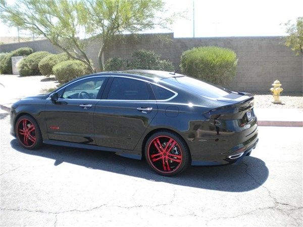 2013 Ford Fusion Body Kit Google Search Cars 2013 Ford Fusion