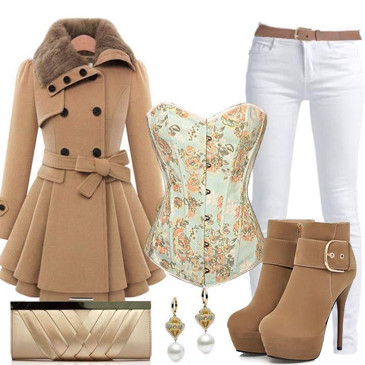 Overcoats: http://bit.ly/1znlVE2 Corsets: http://bit.ly/1znlY2t Ankle Boots: http://bit.ly/1znlY2y Jeans: http://bit.ly/1znlY2z Clutches: http://bit.ly/1znlY2A