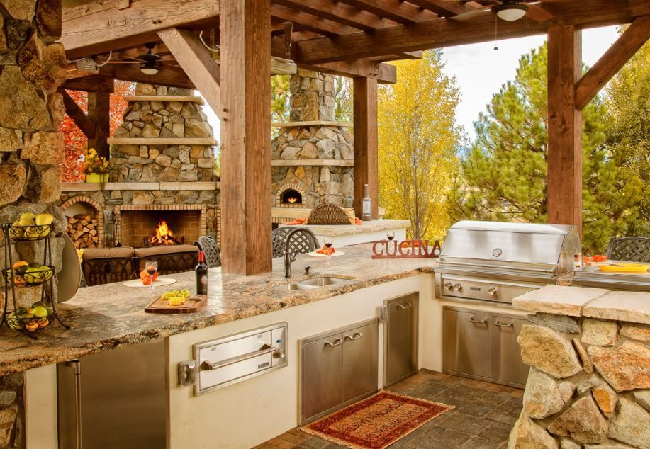 outdoor kitchen backsplash ideas outdoor kitchen design outdoor kitchen luxury outdoor kitchen on outdoor kitchen backsplash id=55653