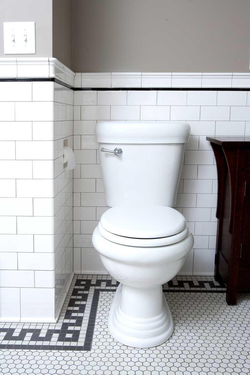 45 Elegant White Hexagon Bathroom Tile Design Ideas Bathroom Tile Ideas For Bathroom Fl White Subway Tile Bathroom Traditional Bathroom Subway Tiles Bathroom