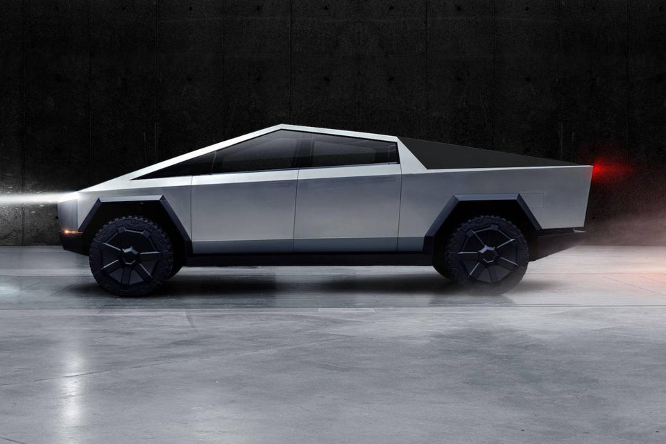 Tesla Cybertruck A Look At Beautiful Different Colors As Musk Confirms Matte Black Tesla Pickup Trucks Electric Pickup Truck