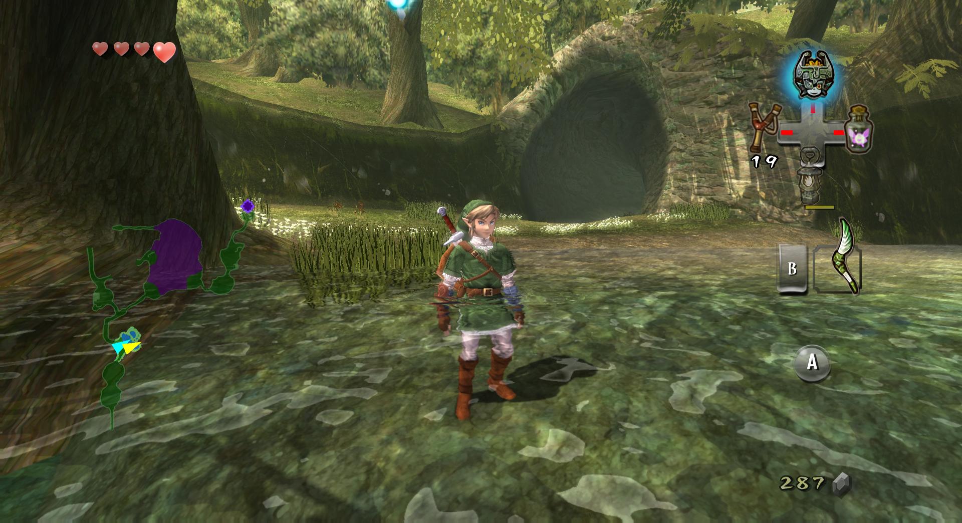 Zelda twilight princess texture pack | LoZ: Twilight Princess
