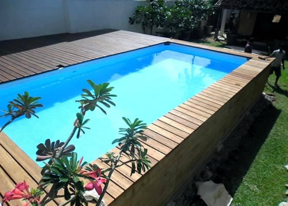 Container Swimming Pool By Safe Room Designs Other For Sale In Mobile Alabama Tiny House Listings Above Ground Pool Landscaping Best Above Ground Pool Rectangular Pool