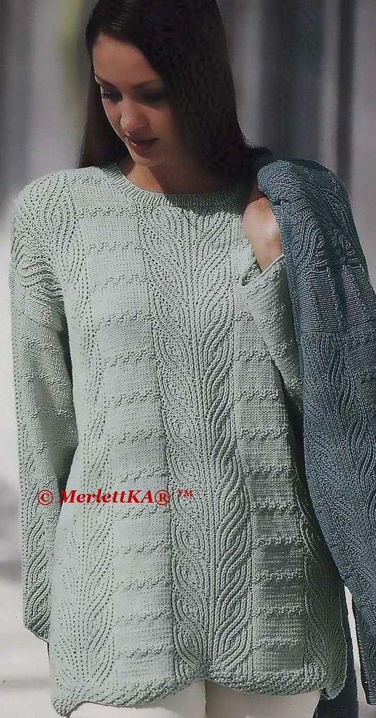 пуловеры оверсайз или лэмпшейдинг вязание спицами обсуждение на