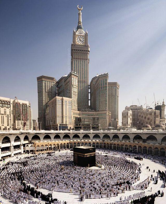 المسجد الحرام Mecca Wallpaper Mecca Images Mecca Islam