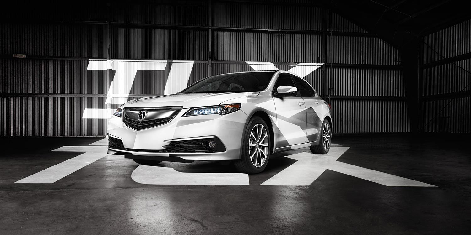 Acura TLX Performance Factors Learn What All The - Mn acura dealers
