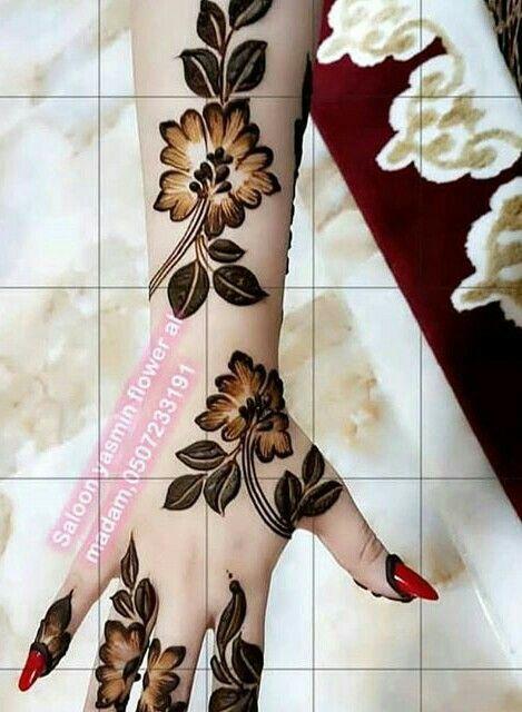 Sooo Beautiful I Liked It Henna Designs Hand Unique Mehndi Designs Arabic Henna Designs