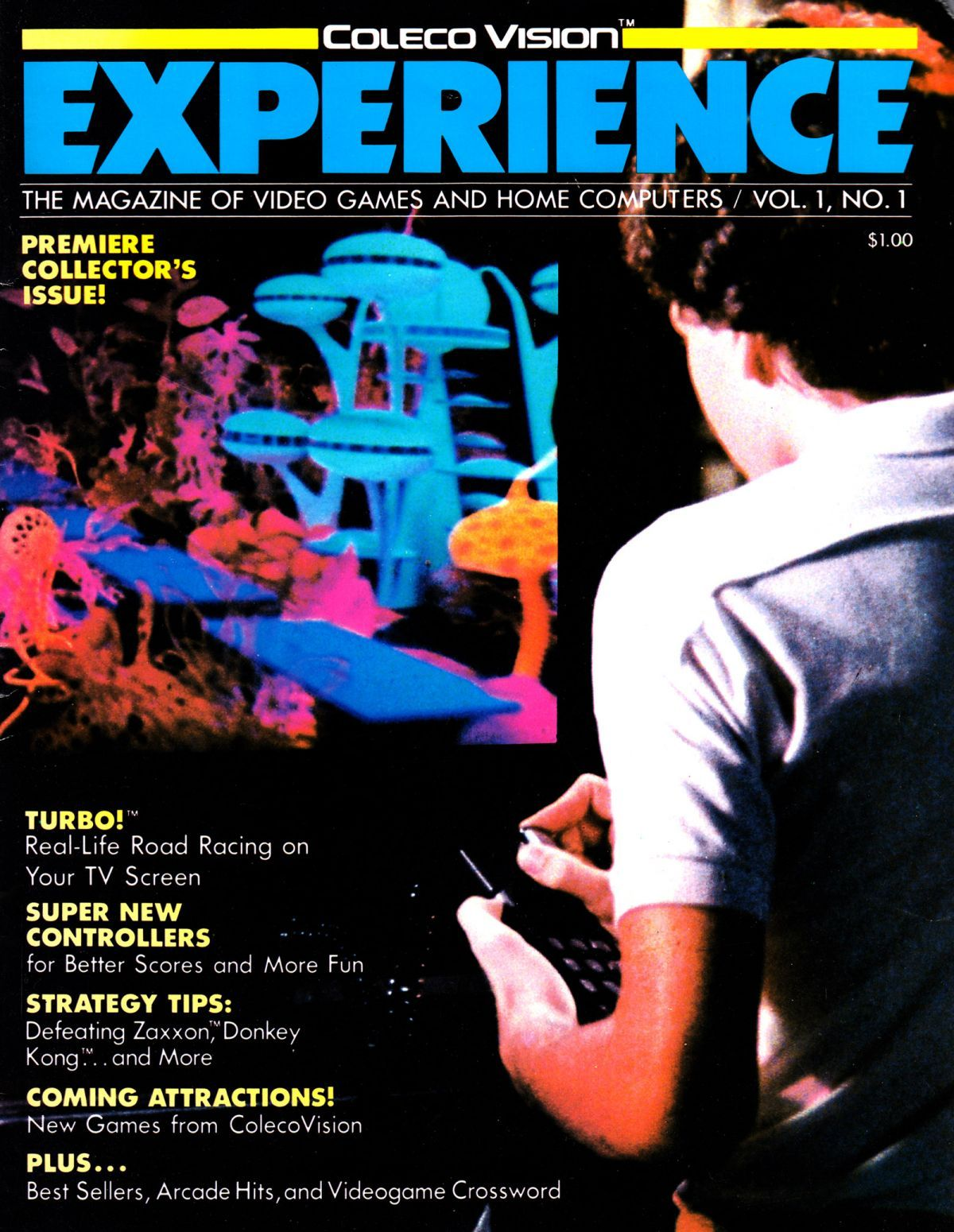 ColecoVision Experience Issue 1 - ColecoVision Experience - Retromags Community