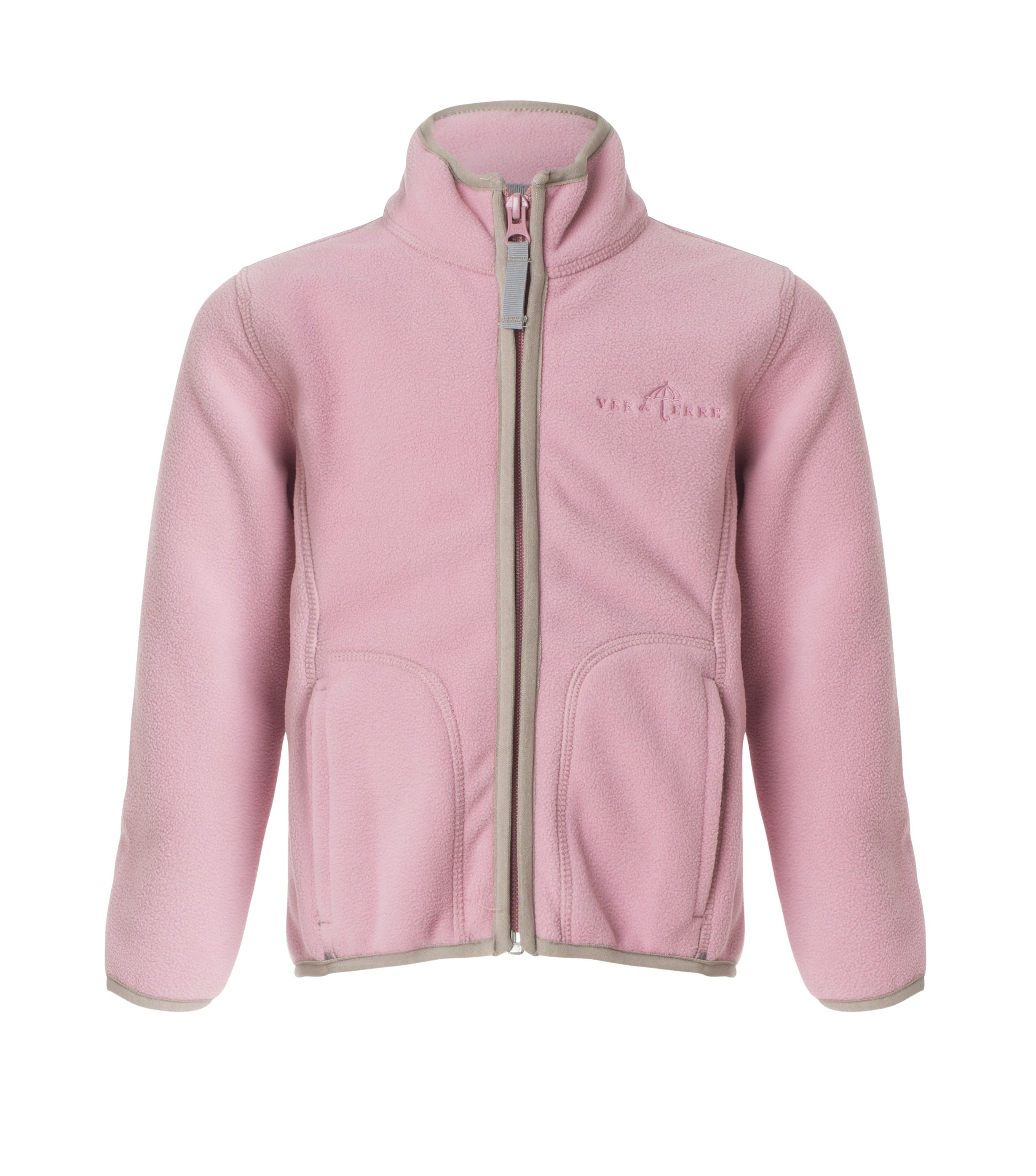 bc2268886 Ver de Terre fleece - pink blush. More colors available on our ...