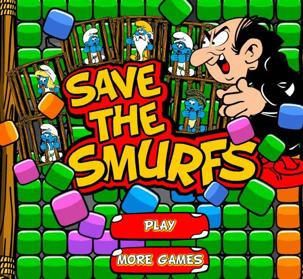العاب السنافر لعبة السنافر العاب سنافر Play More Games Smurfs Book Cover