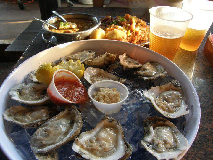 Broadway oyster bar saint louis downtown menu prices