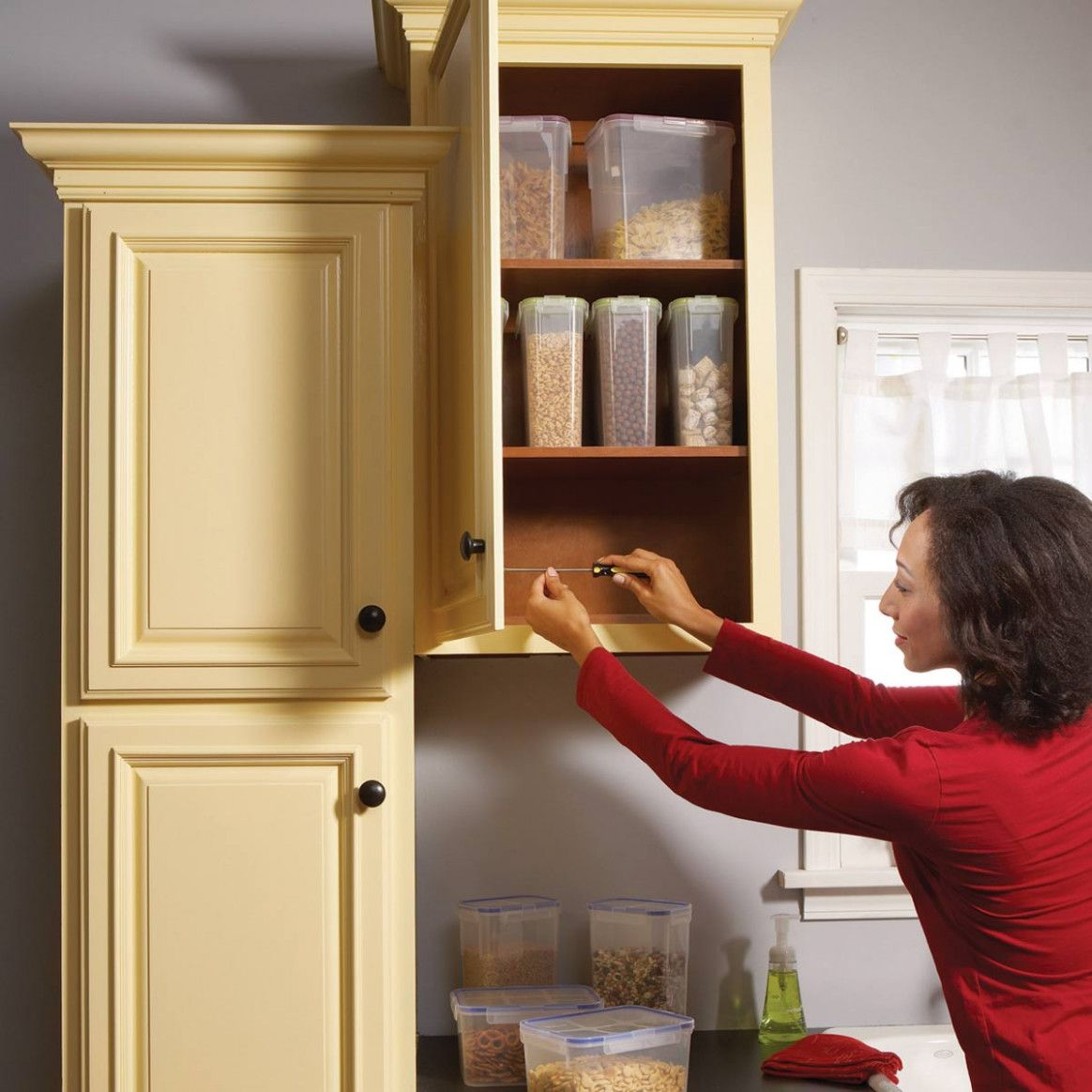 9 How To Replace Kitchen Cabinets Diy Di 2020 Kesehatan Hidup Sehat