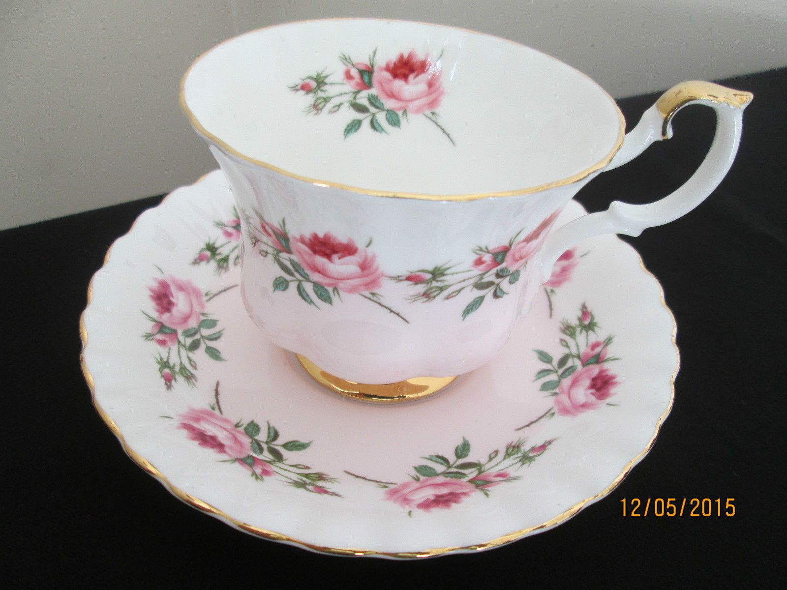 Rose Pattern China Custom Design Inspiration
