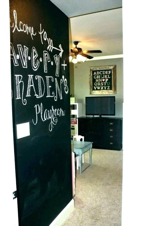 Chalkboard Office Floor To Ceiling Architecture By Design Ideas With Paint Bedroom Wall Chalk Navy