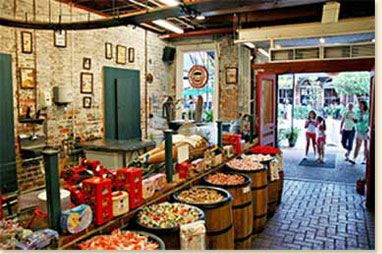 watch how taffy is made at savannah candy kitchen in city market savannah ga - Savannahs Candy Kitchen