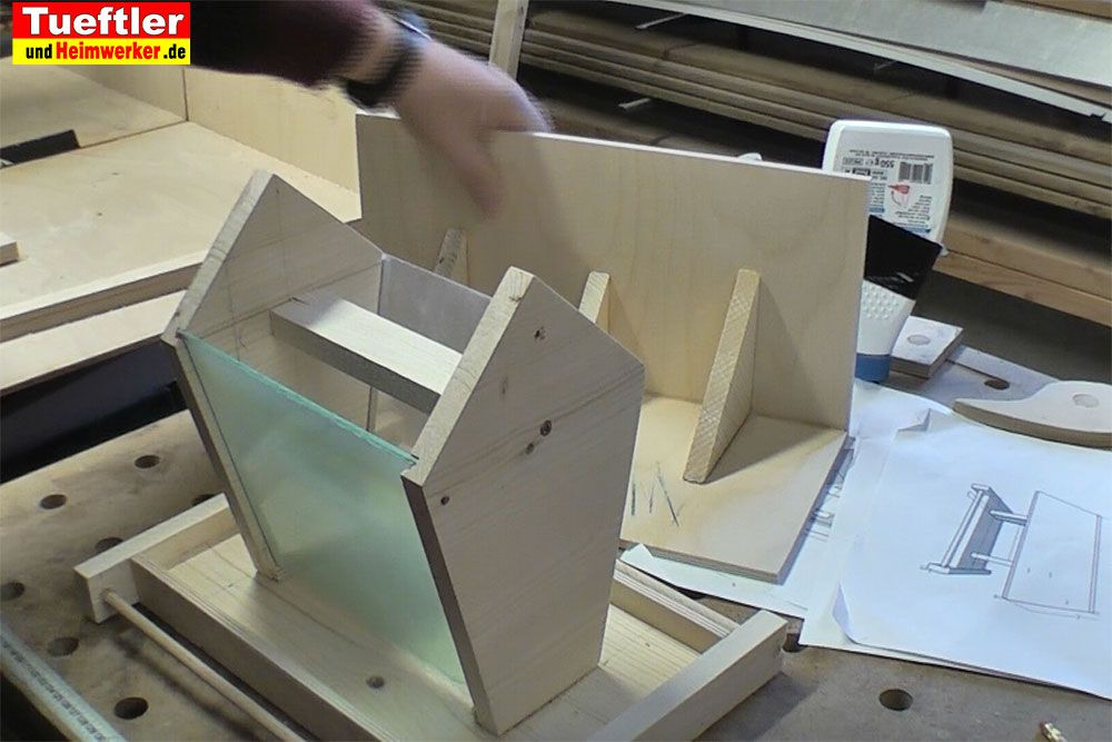 futterhaus vogelhaus bauen verstrebung n pady do domu a zahradu pinterest v gel haus und. Black Bedroom Furniture Sets. Home Design Ideas
