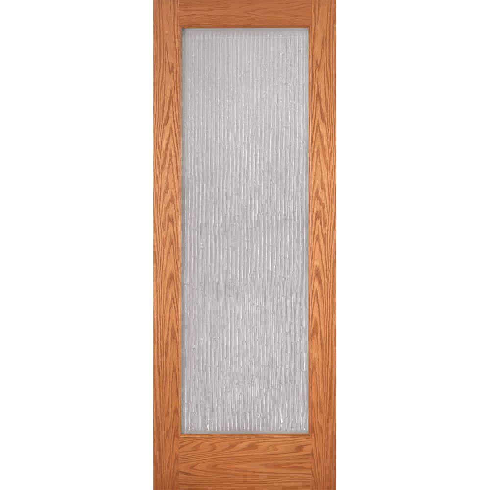 double interior door x pin mmi red panel oak unfinished in doors
