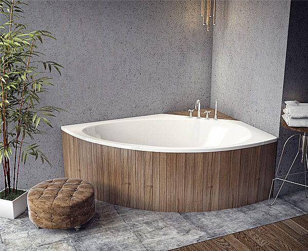 Corner Bath Panel Ideas
