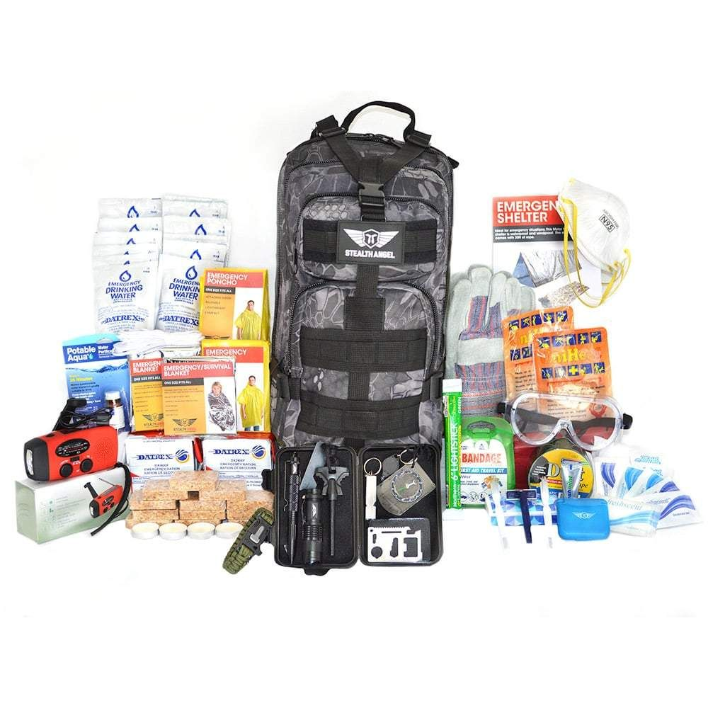 1 Datrex Emergency Water  Bug Out Go Bag 3 day//72 hrs by as many as you want!