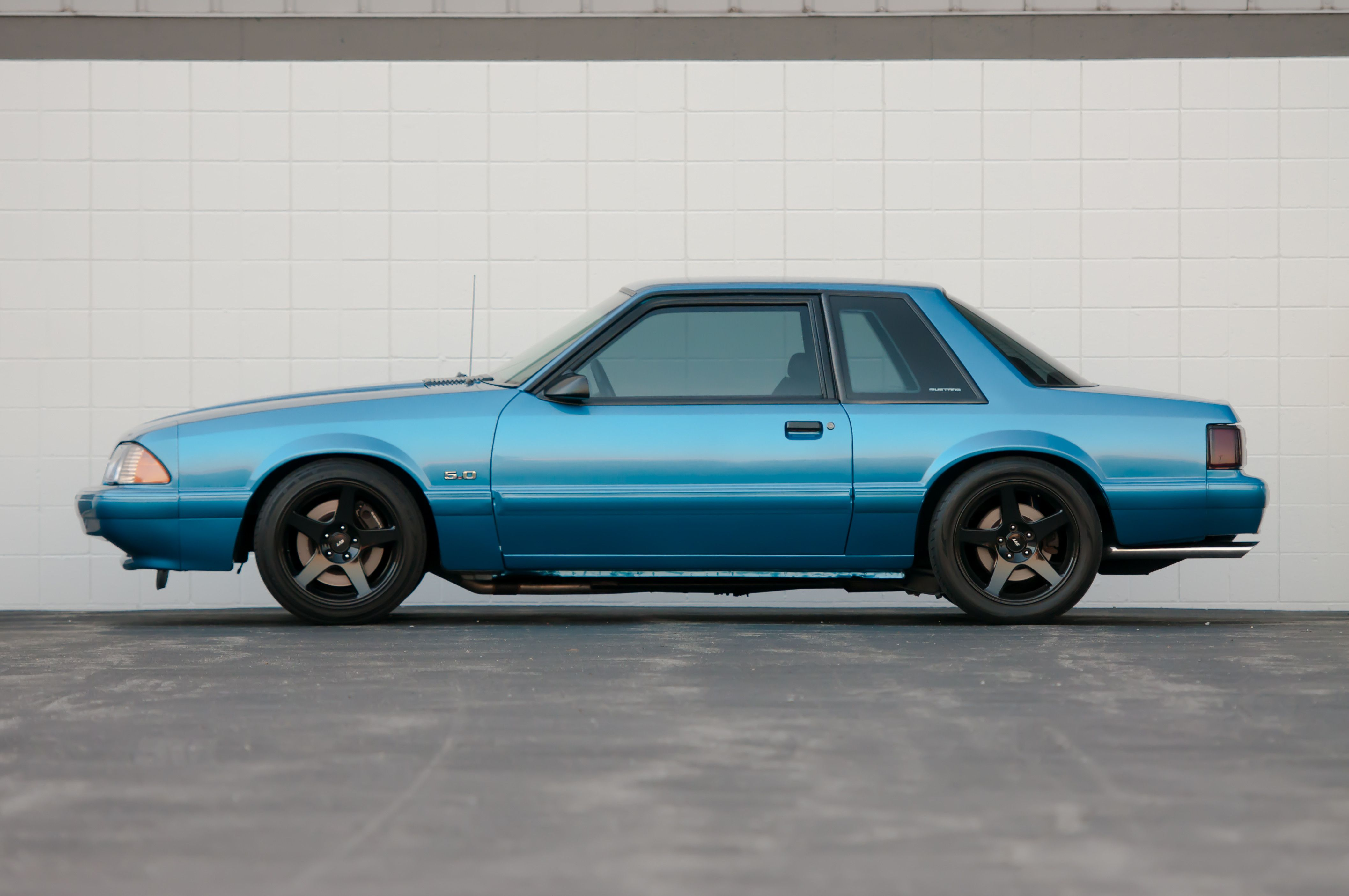Pin By J On Frisco Style Fox Body Mustang Notchback Mustang Fox Mustang