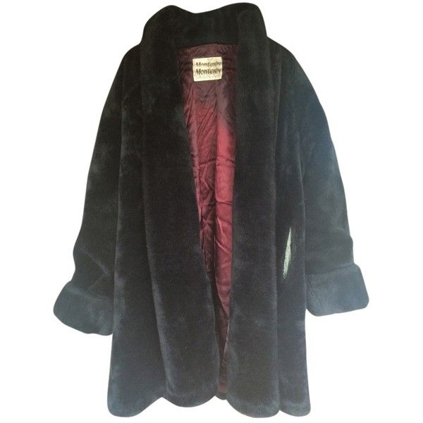 Pre owned Monterey Bay Monterey Fashions Faux Fur Fur Coat   80     Pre owned Monterey Bay Monterey Fashions Faux Fur Fur Coat   80         liked