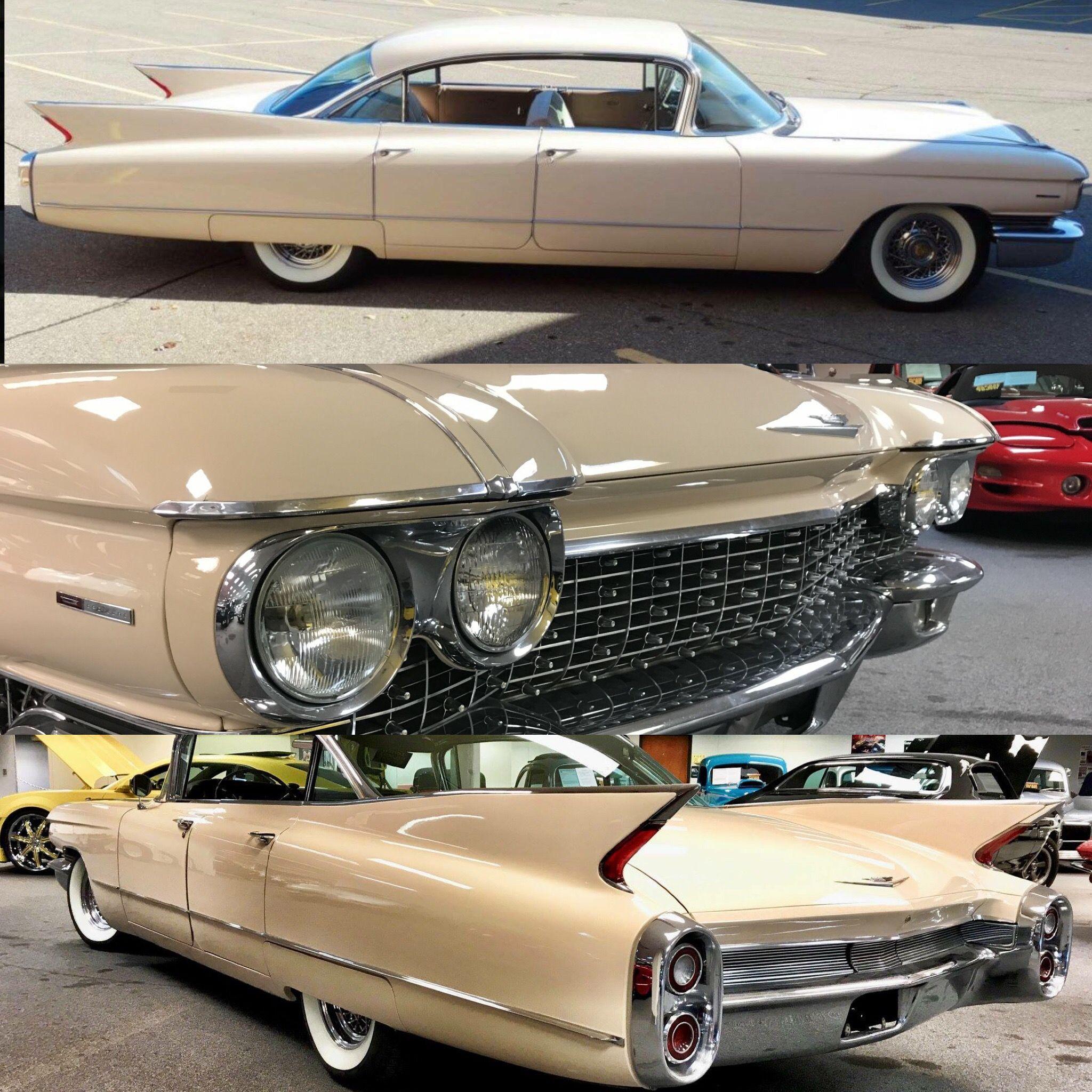 Pin On Cadillac 1960 Series 62