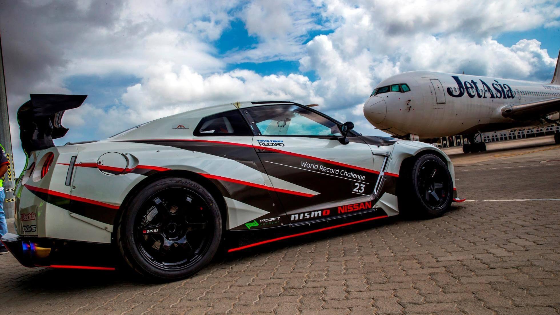 Nissan Gt R Nismo World Record Drift Gtr Customization Cars