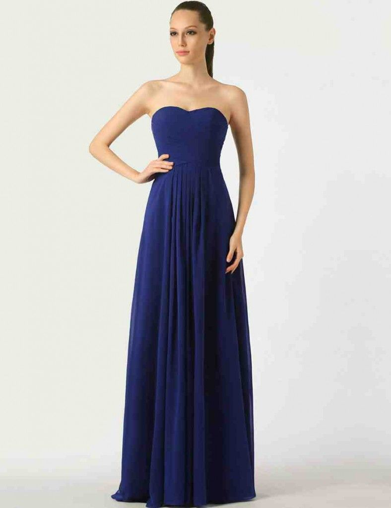 Royal Blue Bridesmaid Dresses Under 100 | Blue Bridesmaid Dresses ...