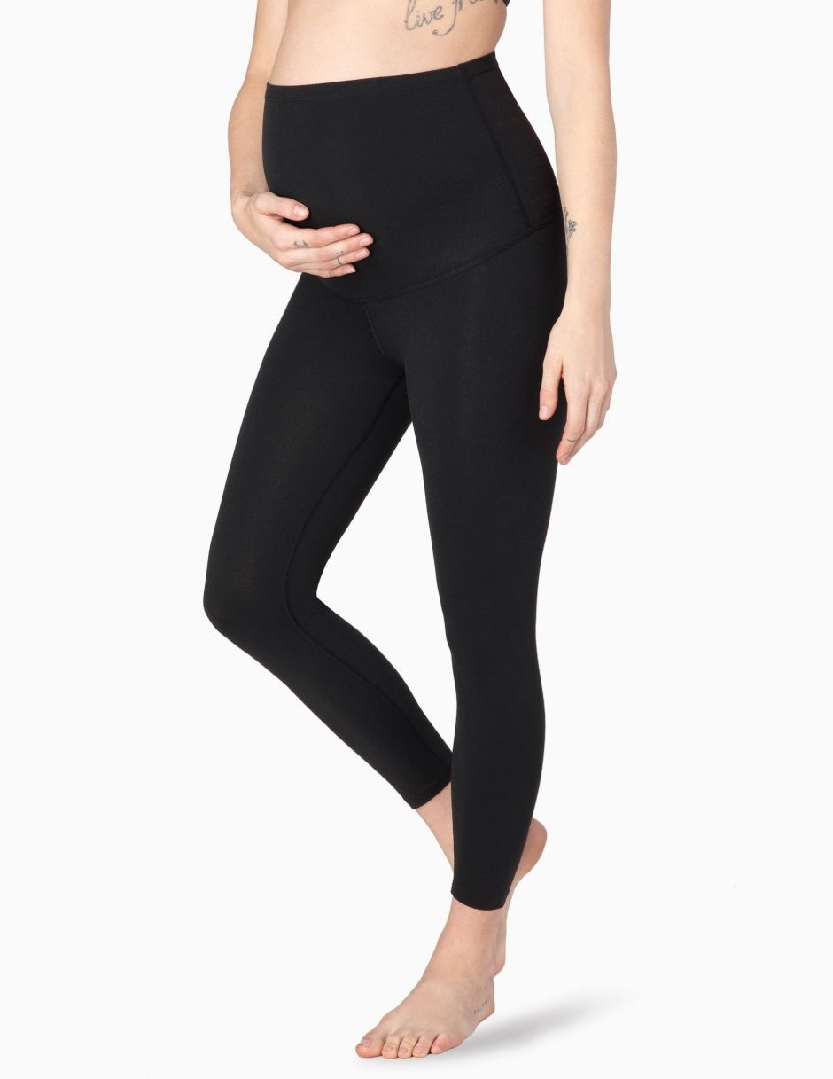 0cae6236fb8a6f Empire Waisted Maternity Long Legging in 2019 | maternity clothes ...