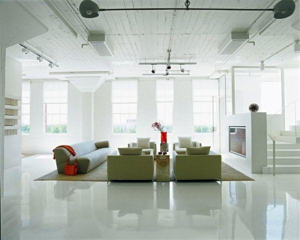 De charme van gietvloeren epoxy vloer of polyurethaan vloer