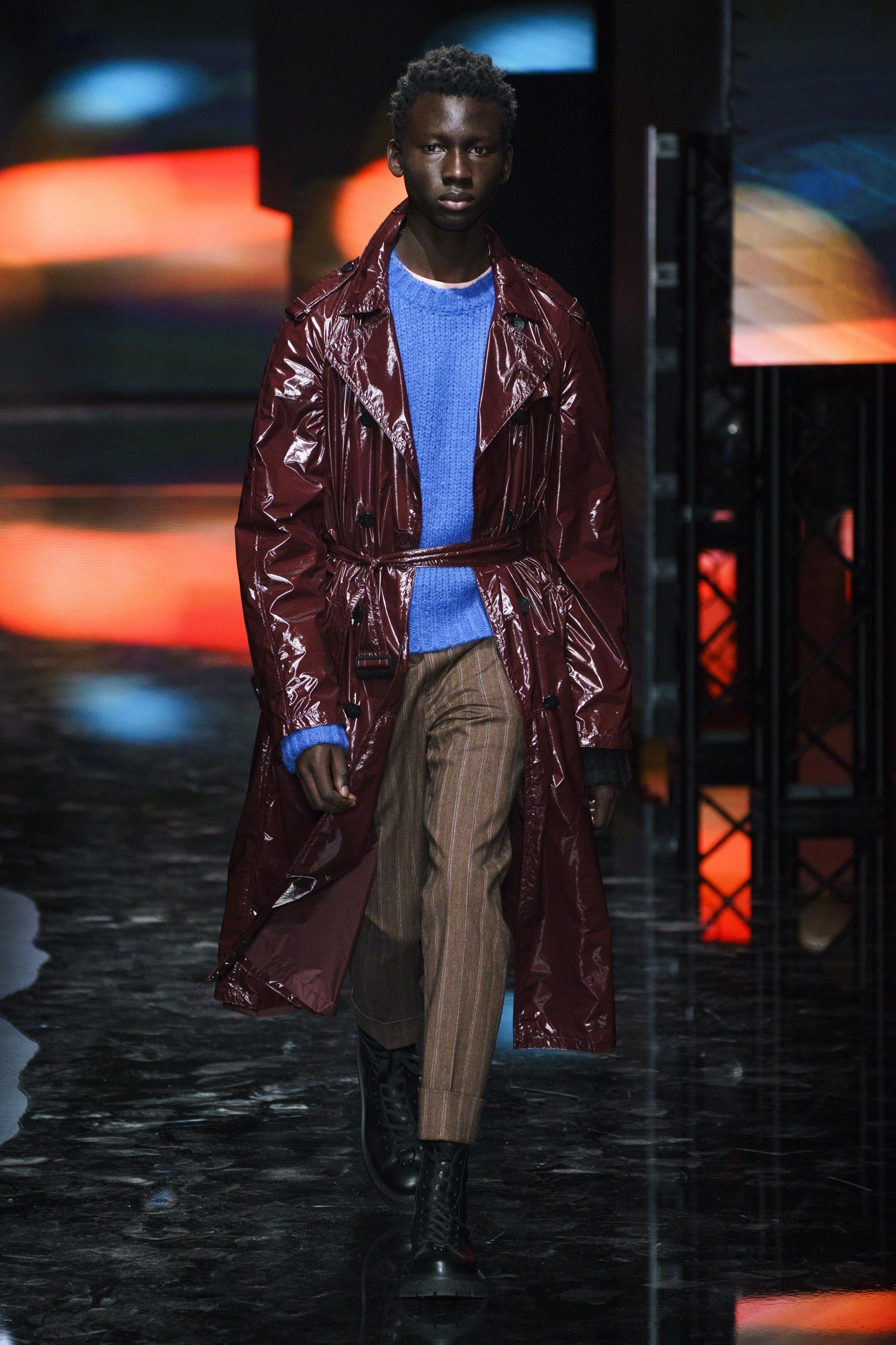 96409f2dea3 Défilé Neil Barrett automne-hiver 2019-2020 Homme - Madame Figaro