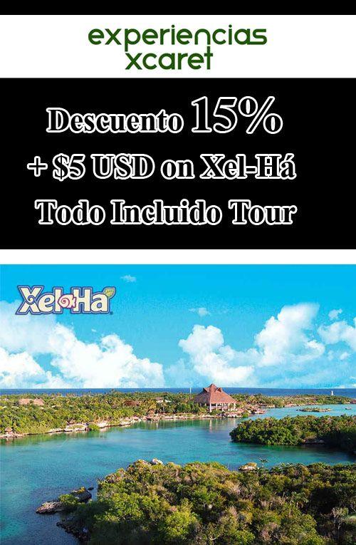 Admisin A Xel H Hasta 15 5 USD Toda La Comida