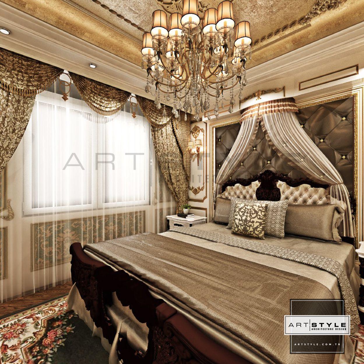 Classic bedroom classic furniture design klasik mobilya for Mobilya design