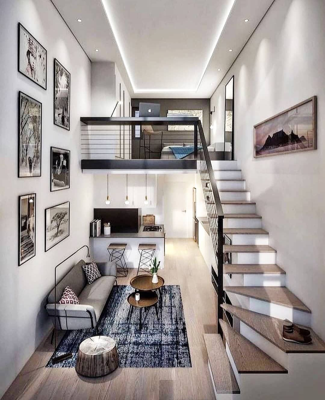 Lovely Small Loft Apartment Inspo What Do You Think About