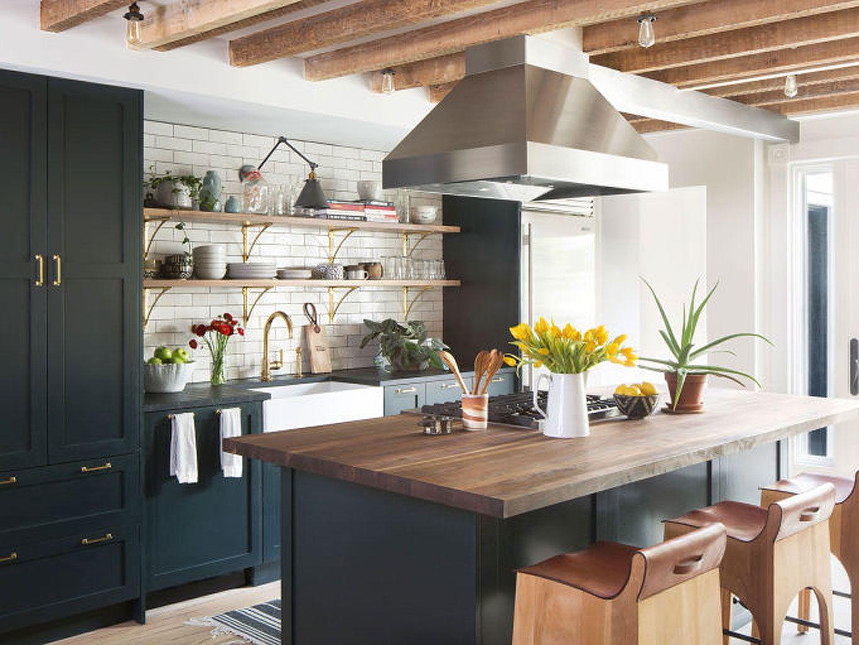 Le Top Des Cuisines Des Internautes : Cuisines Ouvertes, Design Ou Bois |  Cuisine, Kitchens And Decoration