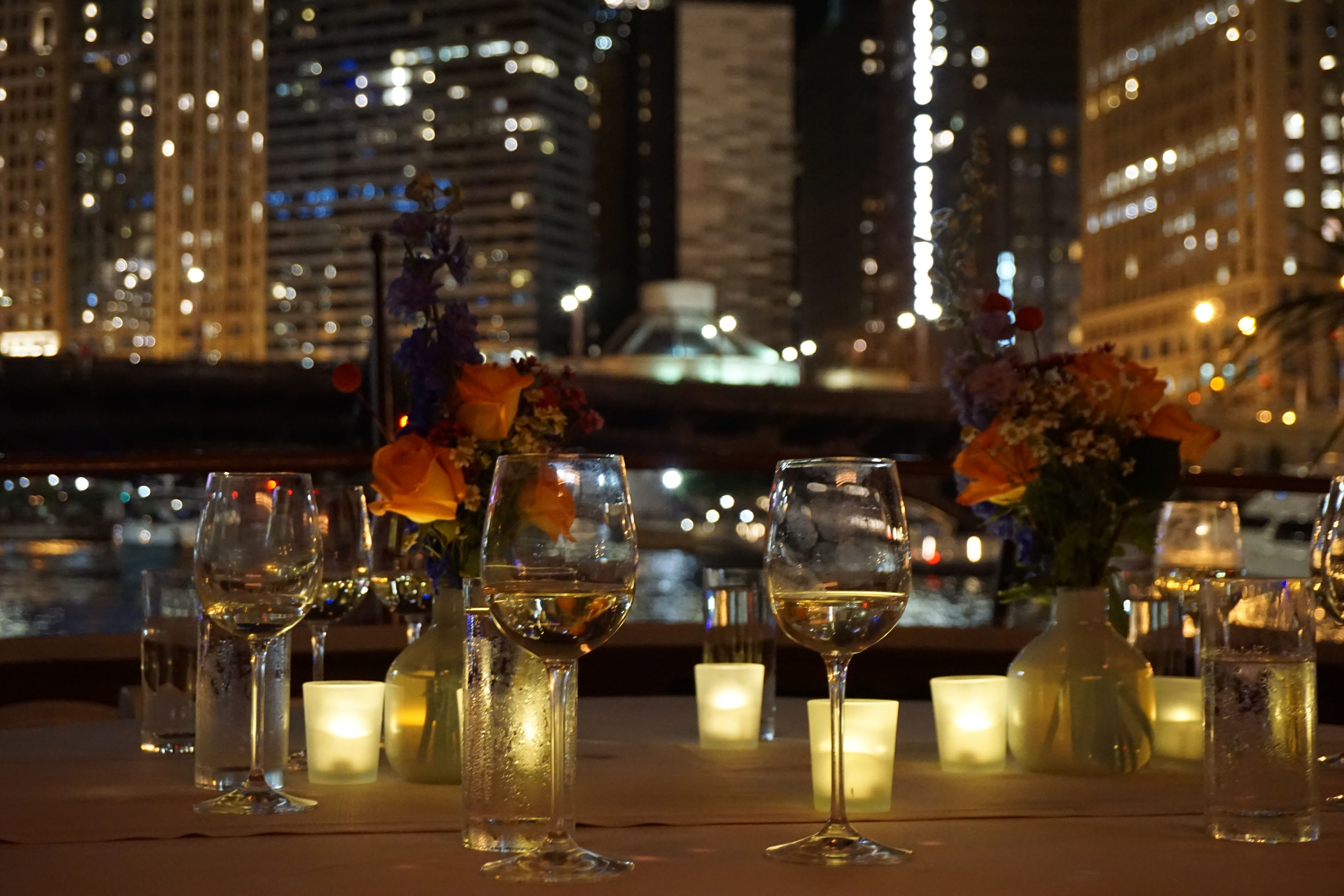 Adeline's Sea Moose is Chicago Private Yacht Rentals premier floating venue! Docked seasonally at Burnham Harbor near downtown Chicago, she is the perfect floating venue for all types of events and celebrations! Host your own private fireworks show! www.chicagoprivateyachtrentals.com #navypier #customevents #navypierfireworks #fireworks #lakemichigan #burnhamharbor #buckinghamfountain #adelinesseamoose #chicagoprivateyachtrentals #pirvateyacht #floatingbar #floatingvenue