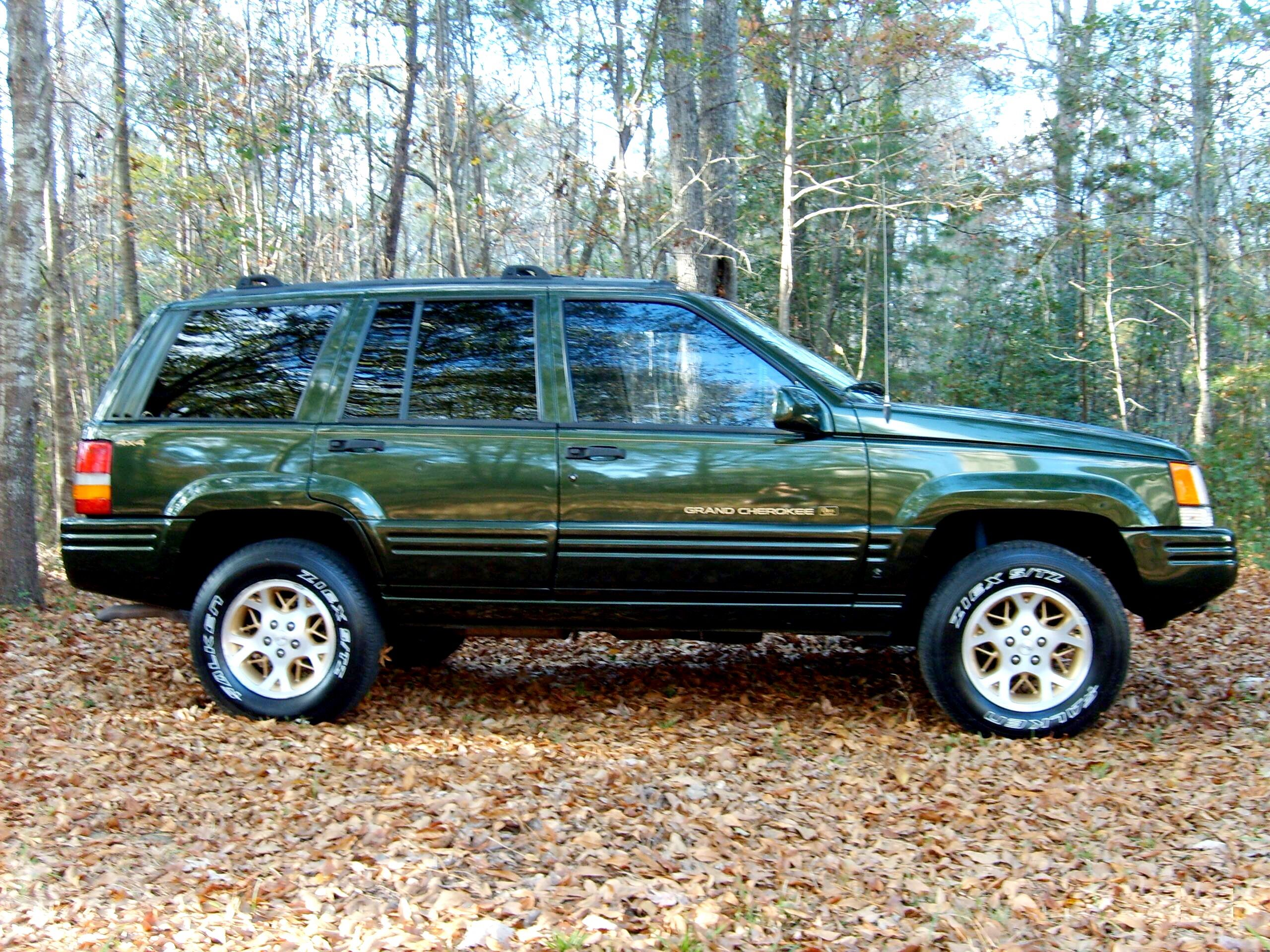 1997 Jeep Grand Cherokee Limited Drivers Pinterest Jeep Grand Cherokee Limited Grand