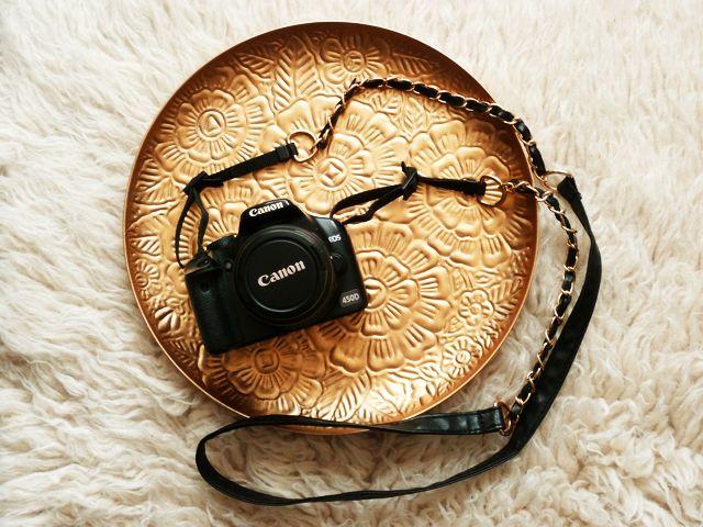 Preciously Me blog : DIY Fashionable Camera Strap