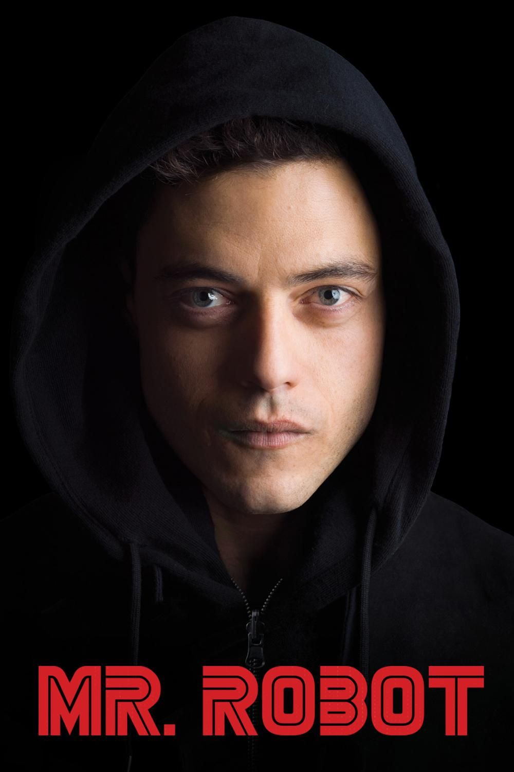 mr. robot burning series