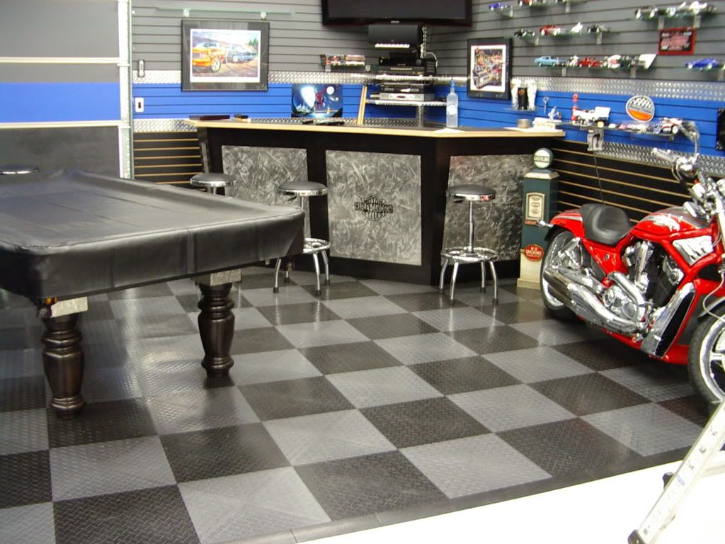 Interior Man Cave Garage Ideas | Man Caves, Garages \u0026 Shops ...