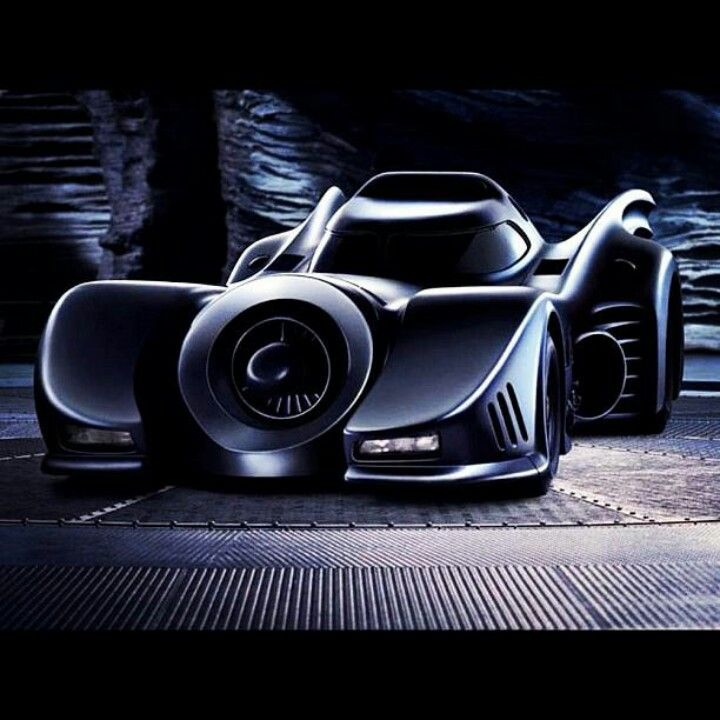 The Batmobile : The Coolest Batmobile Ever And Michael