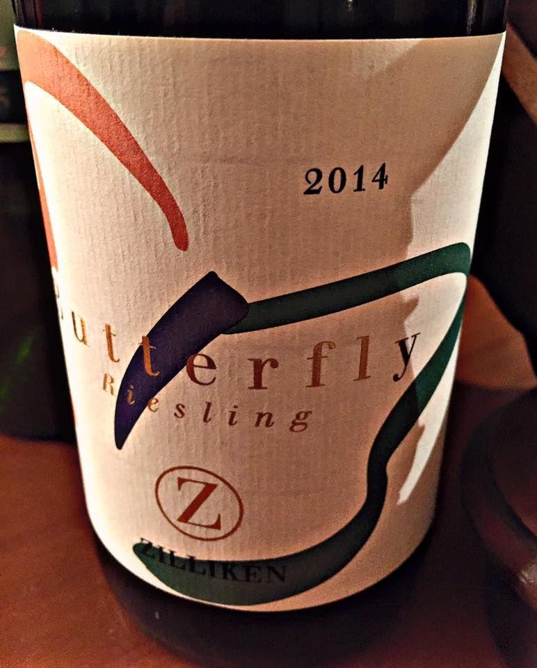 El Alma del Vino.: Weingut Zilliken Butterfly Riesling 2014.
