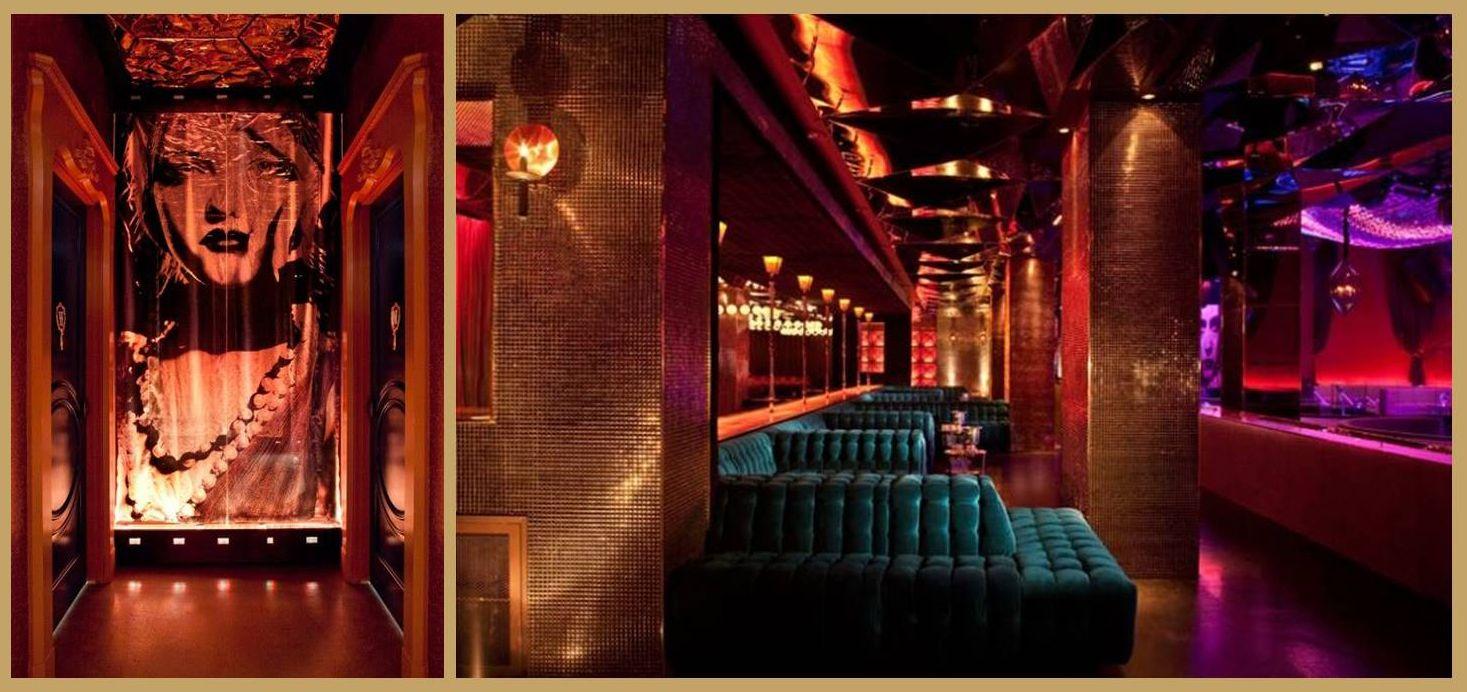 Vanity Nightclub By Mr Important Designs Las Vegas