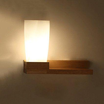 Jiahong Moderno Creativo Comodino Lampada Da Parete Camera Da Letto