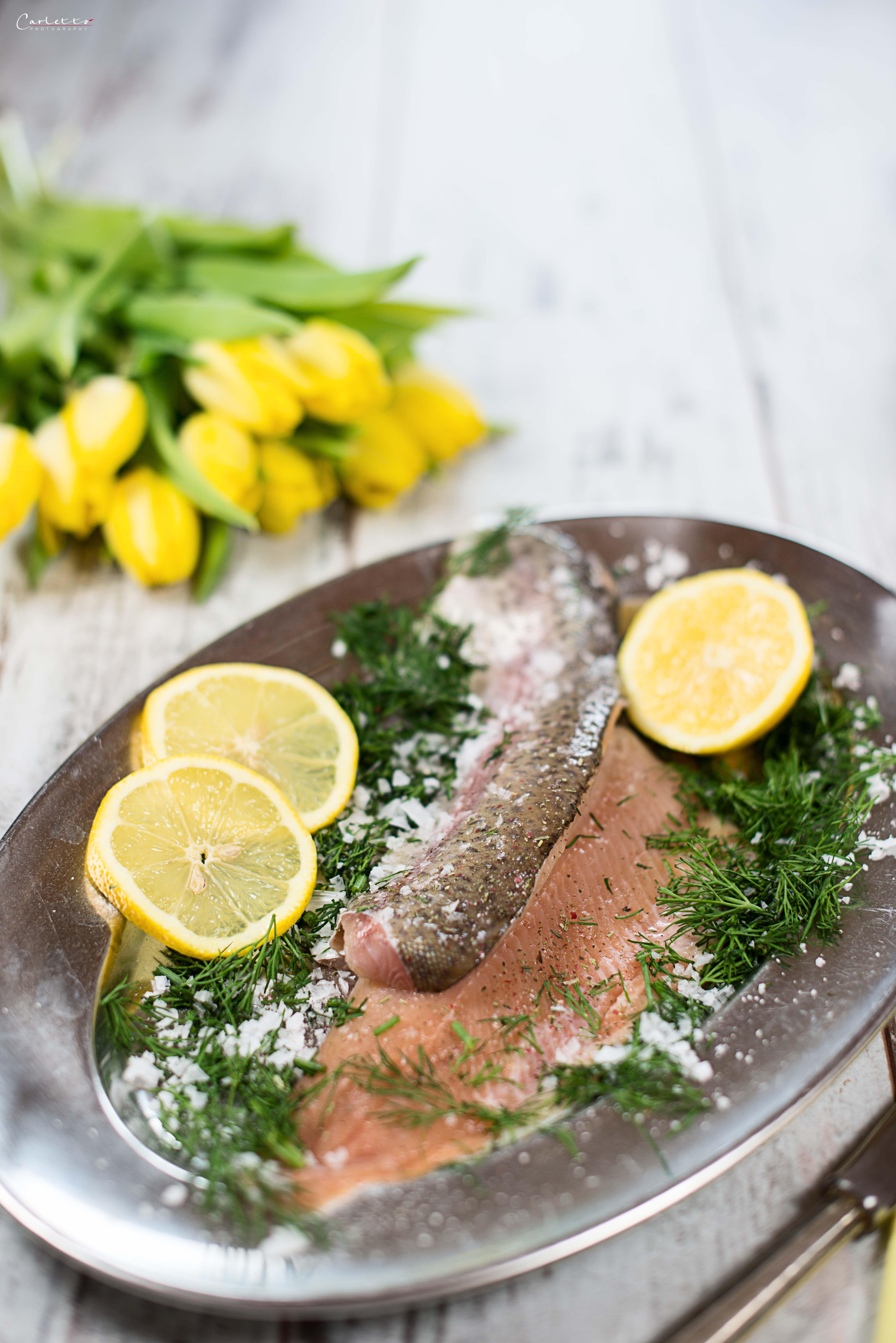 Rezepte mit fisch zu ostern