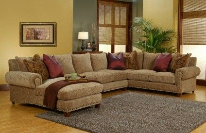 Sectional With Chaise Sofas Stacy Furniture Accessories Dallas Fort Worth Furniture Grapevine Allen Furniture Family Room Furniture Home Furniture
