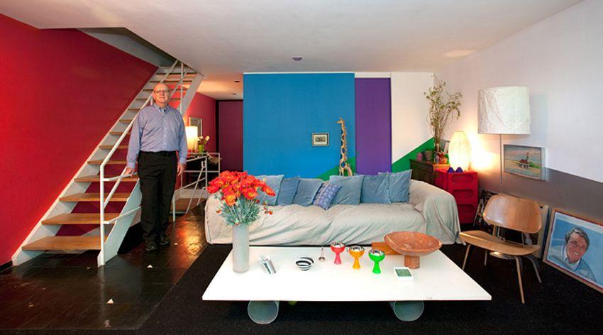 Casinha colorida: Inspirações para 2016: trinta salas de estar